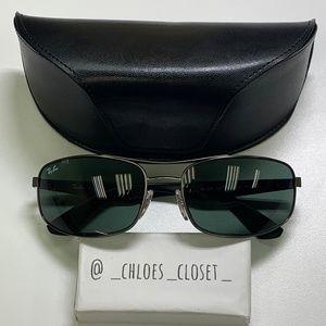 🕶️RB3527 Ray Ban Men's Sunglasses/PJ635🕶️
